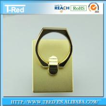Бумажная Коробка упаковки изготовленный на заказ Логосом/формой все-металл Телефон кольцо Подставка для iPhone