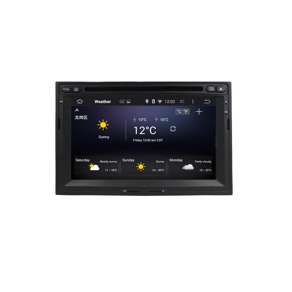 Cheap hdmi input Peugeot series dvd player