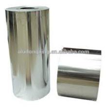 3102 Soft Soft hoja de aluminio para aire acondicionado aletas de condensador para la India