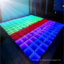 LED Interativo Dance Floor Light