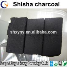 Carvão de carvão Shisha para carvões longos e incandescentes