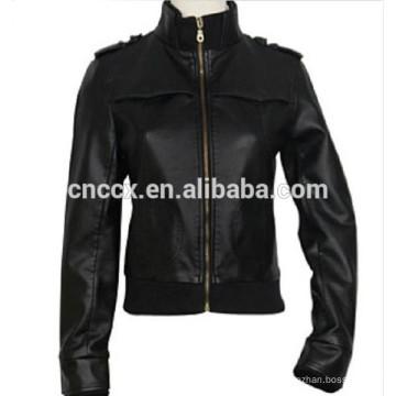 15PKPU08 2016 зима осень мода PU кожаная куртка для мужчин