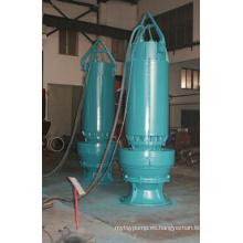 Bomba de aguas residuales de alta capacidad para aguas residuales (20000m3 / h)
