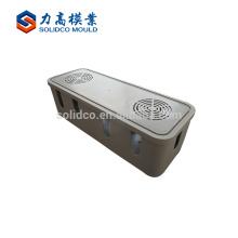 Comercio al por mayor directo del moldeado de la caja de batería de la TV plástica de encargo de China