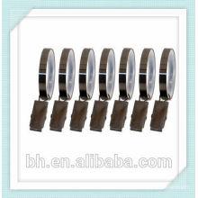 Квадратное кольцо для занавесок, квадратные кольца для штор, металлическая квадратная занавеска из металла 40 мм