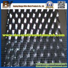 Aluminium expandiertes Metallgewebe für Deckendekoration (Manufaktur)