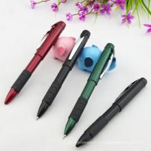 Fonction Twistable Tambour en plastique 2 en 1 stylo