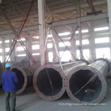 China Manufacturer Electric Utility Steel Pole