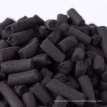 odeur élevée de charbon actif de granule d'iode de granule d'iode et absorption irritante