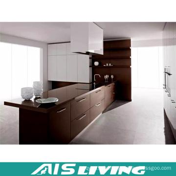 Professionelle Mold Design Holz Küchenschrank, moderne Küchenschränke Made in China (AIS-K561)