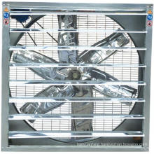 Heavy Hammer Type Box Fan with CE/CCC Centificate