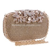 New Fashion Ladies Evening Dinner Clutch Bag Sac de mariée pour la soirée de mariage Boutiques de mariage nuptiales B00137 sacs à main en pierre