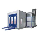 Electrical Heating Dustfree Car Spray Booth