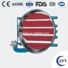Фабрика цена воздуха жалюзи клапана, клапан сброса воздуха, Электрический воздушный клапан