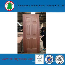 Latest Design Panel Wood Veneer Doorskin