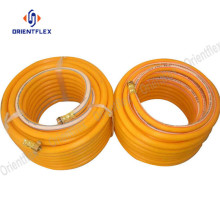 PVC spray hose in agricultural spraying pump