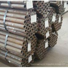 ST52 ST37 Tubos de acero sin costura y tubos