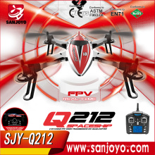 Wltoys Q212g With 720P Camera FPV Air Pressure Set High Hovering RC Quadcopter RTF