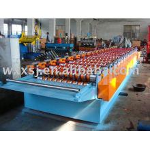 Máquina formadora de rollos de corrugado