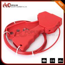 Elecpopular mejores productos para la importación de cable de acero de usos múltiples de bloqueo y cable de bloqueo de cable