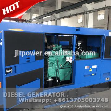 100kva diesel generator power plant