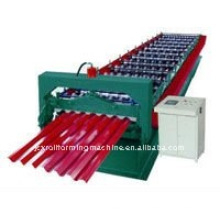 2016 Automatic Corrugated Metal Roofing/Wall Sheet/Panel Roll Forming Machine