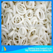 excellent frozen squid ring from best service seafood factory