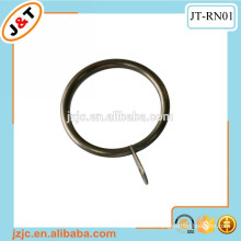 curtain rod accessories 40mm metal ring eyelet wholesale