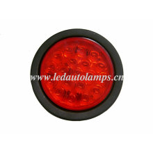 "4 "" Round stop turn tail led truck lights ,STT LED automotive lamp"
