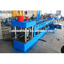 Automatic Steel C purlin profiling machine with electric size change