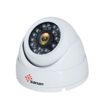 Sistema di telecamere dome IP commerciali da 2 MP