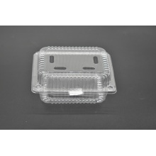 PET Plastic Disposable Clear Fruit Package Box