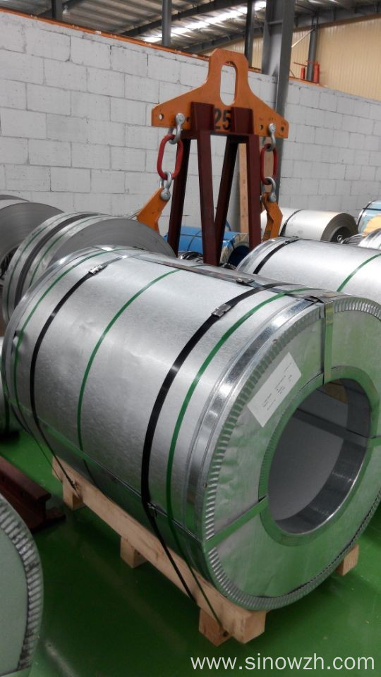 Aluzinc Steel Coil for Cutting