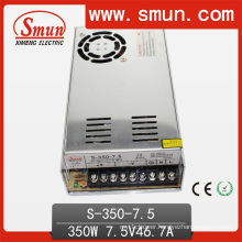 7.5V 46A 350W DC Output Power Supply with Fan