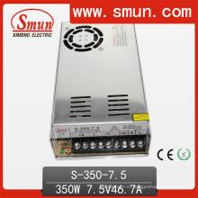 7,5 в 46а 350 Вт выход постоянного тока питания с вентилятором