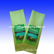 Printed Ziplock Paper Tea Bag