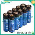 Best Price AA Carbon Zinc Alkaline Battery