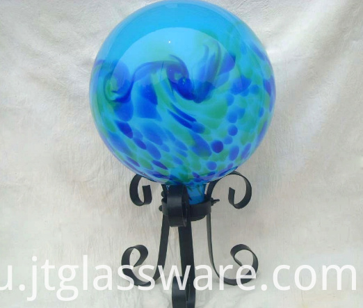 glass garden ball 3
