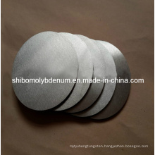 Polished Molybdenum Round Circles (99.95% pure)