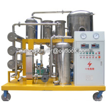 cooking oil recycling used oil purifier coconut oil cleaning
