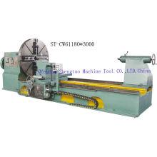 Metal Work Horizontal Lathe Machine , Sphere Parallel Lathe St - Cw1180 × 3000