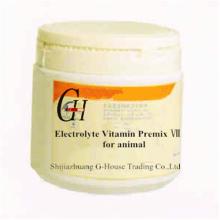 Électrolyte vitamine prémélanger Ⅶ pour animaux