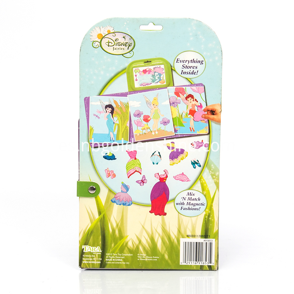 Fairies Dress Up Magnetic Fun 2