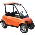 Transportador personal eléctrico de baja velocidad de 2 plazas (DG-LSV2)