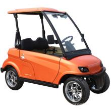 Transporteur personnel électrique à vitesse réduite de 2 places (DG-LSV2)