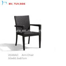 Chaise de bras de jardin empilable moderne de vente chaude de 2016 (2048)