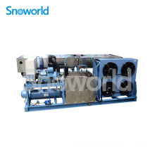 Snoworld Direct Cooling Block Ice Maker Machine