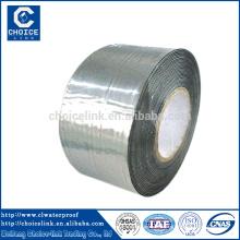 Ruban clignotant imperméable à l'eau autocollant en bitume d'aluminium