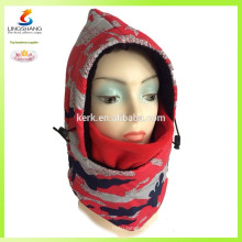 El producto al por mayor caliente promocional se divierte la máscara facial headwear del esquí del sombrero del invierno