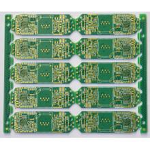 Fraisage de cartes de circuits imprimés de taille personnalisée